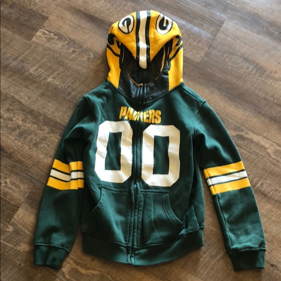 140306c88 Green Bay Packers Sweatshirt. M 5ba7b1ab34a4efabf33b9bac